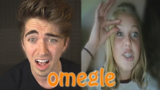 LITTLE GIRL ROASTS ME ON OMEGLE