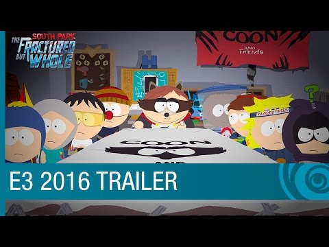 South Park: The Fractured but Whole E3 2016 trailer [UK]