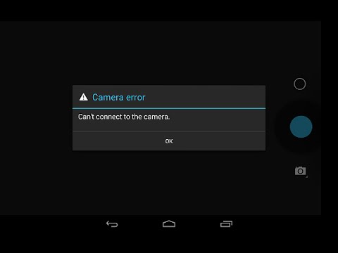 Tips: Cómo corregir el error de la cámara: Cont connect to the camara en android  Samsung Galaxy S 5