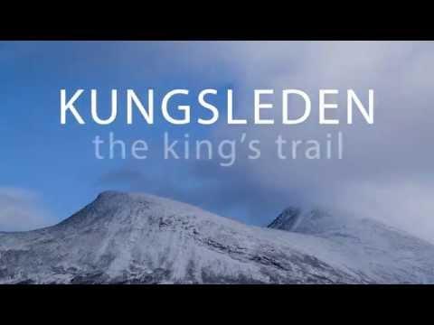 Hiking the Kungsleden Trail, Sweden
