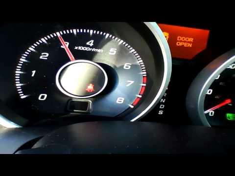 2010 Acura on 2009 Acura Tl 3 5l V6 Start Up   Rev
