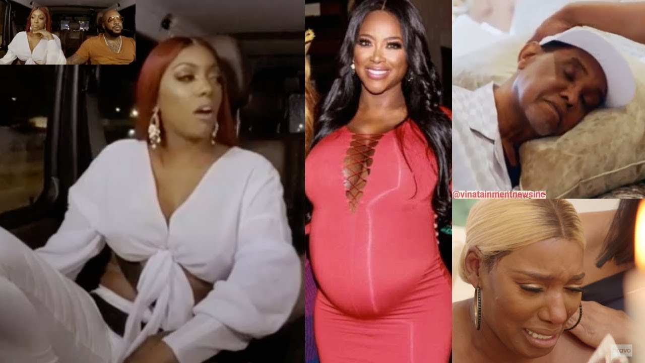 Petty: Nene Leakes Reveal  Porsha Williams News As Kenya Moore Celebrates & RHOA S11 Partial Review