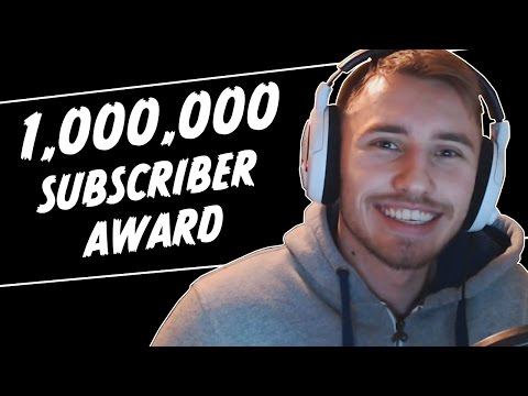 1,000,000 Subscriber Award - with NeilFails (Vlog)