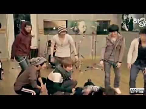 TVXQ & EXO - HaHaHa (dance practice) DVhd Music Videos