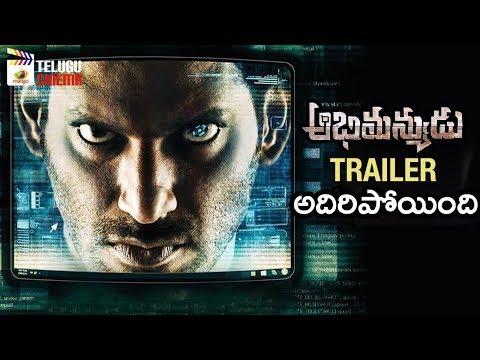 Abhimanyudu Movie Trailer | Vishal | Samantha | Arjun | Yuvan Shankar Raja | Mango Telugu Cinima