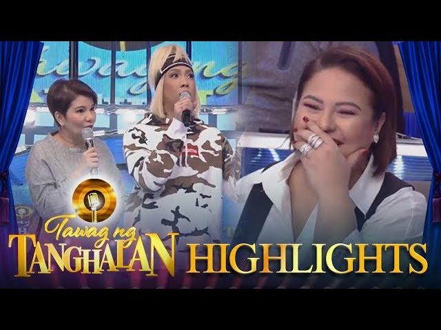 Tawag ng Tanghalan Vice tells a story behind Karlas rings