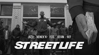 Jozo - Streetlife ft. Heinek'n, Feis, Kevin & Hef (prod. Hy-Energy)