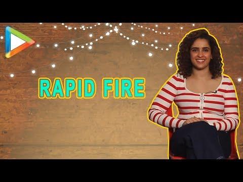 """NEPOTISM does exist but ...."": Sanya Malhotra | Badhaai Ho | Ayushmann Khurrana | Neena Gupta thumbnail"