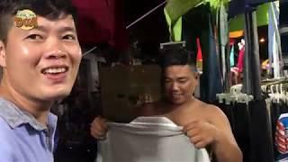 Phúc XO và Tâm xe ôm được Khương Dừa dẫn đi mua quần áo mới ở Thái Lan???!!!