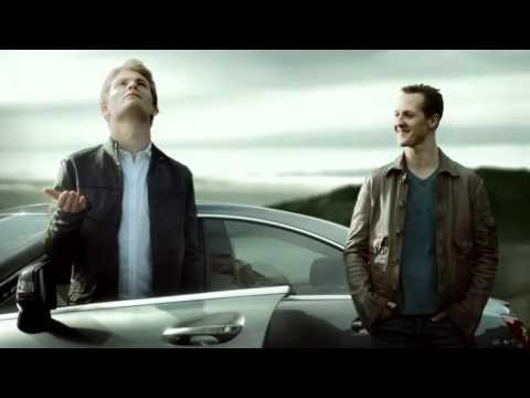 GER: Nico Rosberg und Michael Schumacher im neusten Mercedes-Benz Werbespot