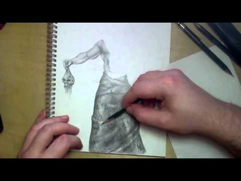 ♦ Zooc Draws - Pyramid Head
