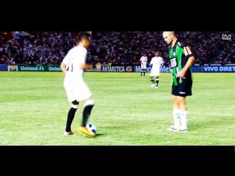 Neymar Da Silva - Skills (2011).
