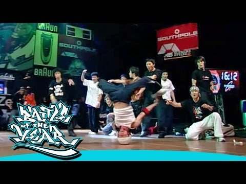 BOTY 2005 - PHASE T VS GAMBLERZ - BATTLE FOR 3RD PLACE OFFICIAL...