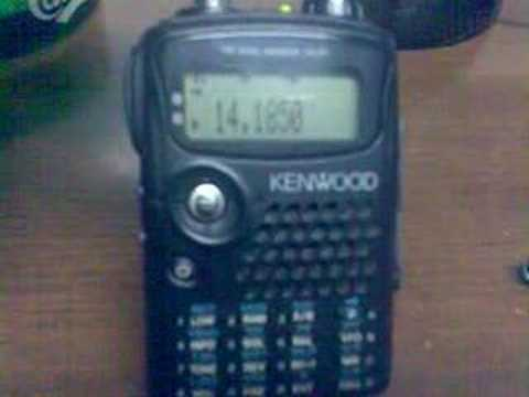 Demostracion Kenwood TH-F7