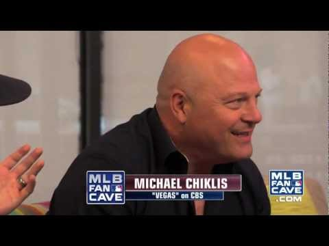Michael Chiklis - MLB Fan Cave Chat
