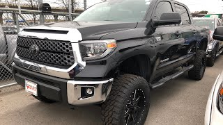 2018 Toyota Tundra TRD off road 4x4 Lifted