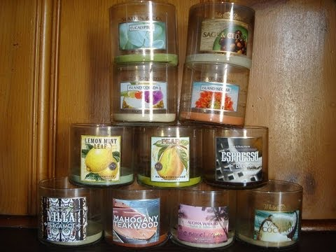 IN-DEPTH: Bath and Body Works Candle Review: 2ND QUARTER OVERVIEW- AFTER THE REVIEW/BURN 5-14-13