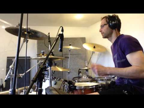 Magnificent   U2 drum cover by Petr Cech