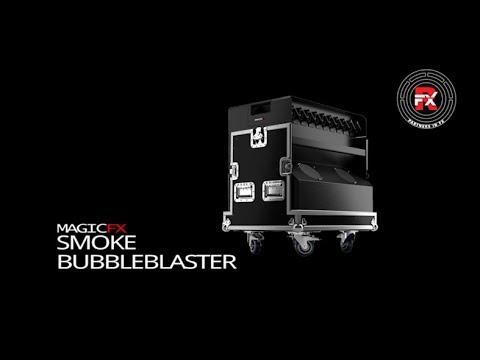 MagicFX Smoke Bubbleblaster
