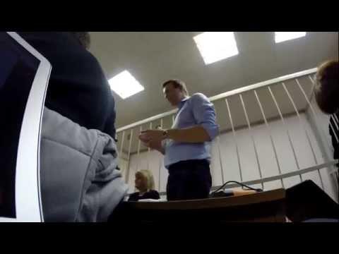 Последнее слово Алексея Навального / Final word of Aleksei Navalny
