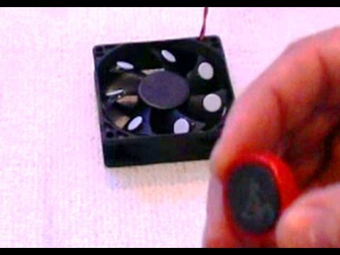 "Free Energy Magnet Motor (Engine) fan rotation.""Free Energy"" Generator ..."