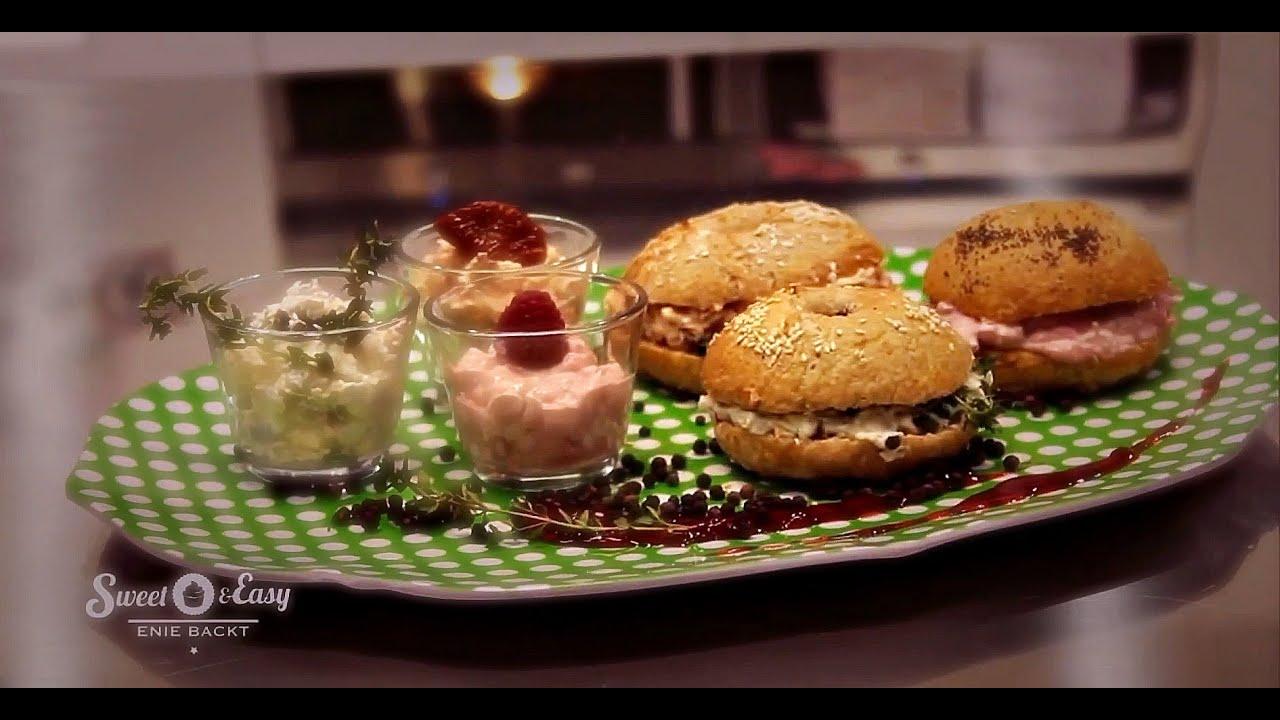 mehrkorn bagel backen sweet easy enie backt youtube. Black Bedroom Furniture Sets. Home Design Ideas