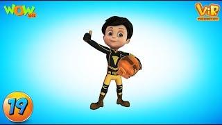 Vir: The Robot Boy - Compilation #19 - As seen on Hungama TV