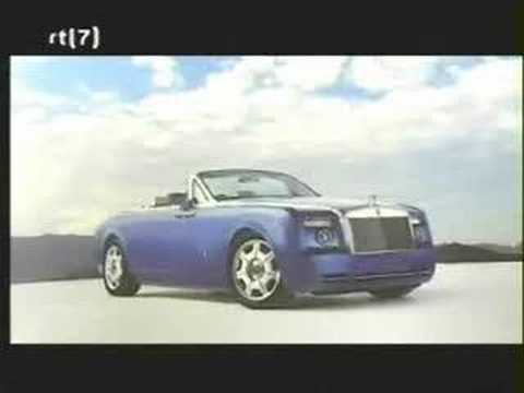 Rolls Royce Phantom Drophead Coupé - Business class