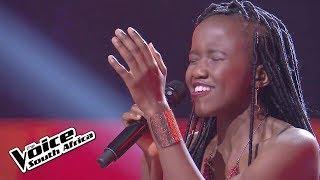 Phatiswa Magangane - 'Runnin' (Lose It All)'   Blind Audition   The Voice SA: Season 3   M-Net