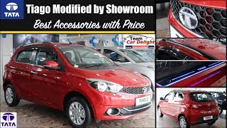 Tata Tiago Best Accessories with Price | Tiago Modified Interior and Exterior with All Accessories