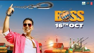 Boss - Boss│Hindi Movie Review│Bollywood Film│Akshay Kumar