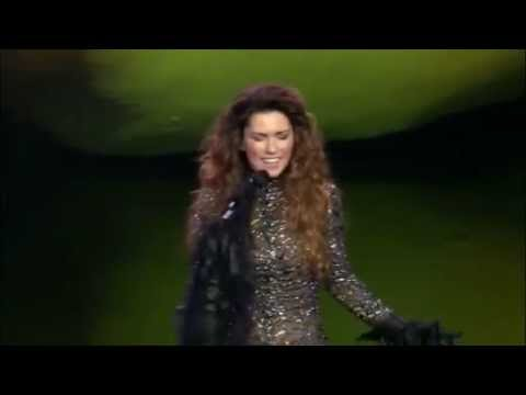 2012 SHANIA TWAIN live in VEGAS opening night HD
