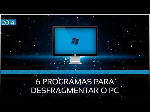6 Programas para Desfragmentar o Computador // 2014