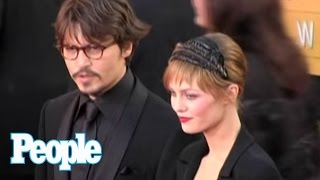 Johnny Depp On The Moment Vanessa Paradis Stole His Heart People