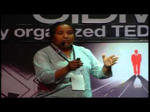 Road less traveled: Pushpa Basnet at TEDxSIBMBangalore