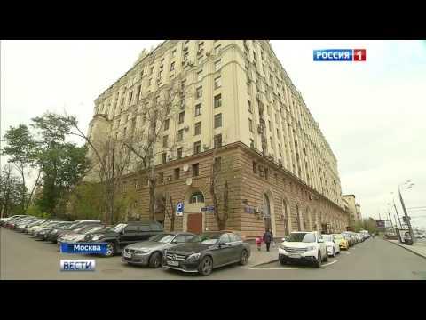 Московские сталинки теряют лицо