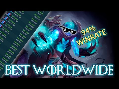 Best Arc Warden in the World — Top 1 Dotabuff with 94% win rate
