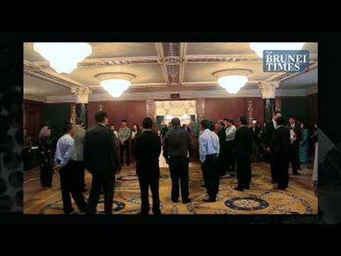 Showcasing Brunei's energy industry