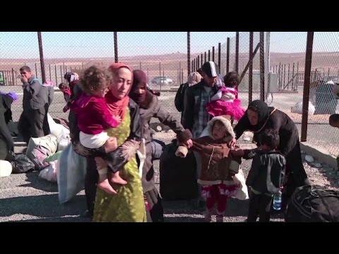 #RescateSirios: Uruguay abre sus puertas a refugiados