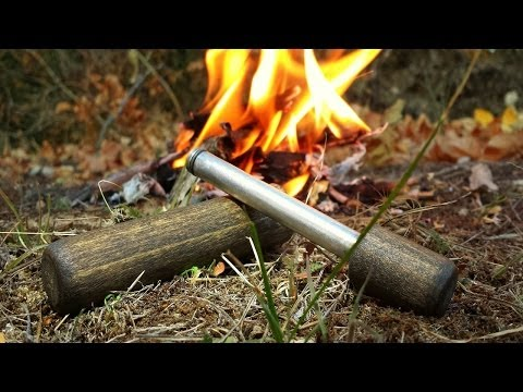 How To Use A Fire Piston