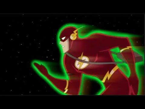 The Flash vs Justice League thumbnail