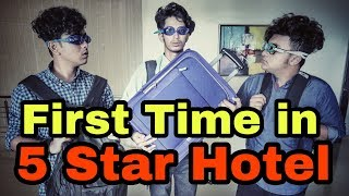 The Ajaira LTD - First Time in 5 Star Hotel | 5 Star হোটেলে চুরি | Prottoy Heron |