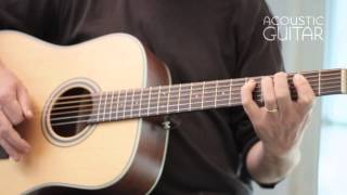 Takamine GD20-NS Acoustic Guitar review