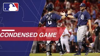 Condensed Game: SD@STL - 6/13/18
