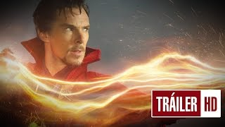 Doctor Strange Trailer 2 Turkce