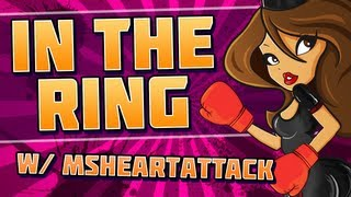 You're a CATFISH! - In the ring W/ MsHeartAttack