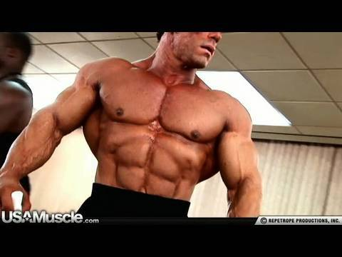 2006 Npc Usa Men's Bodybuilding Championships video