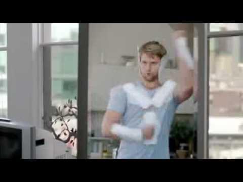 Libra invisible pads - TV ad. Video
