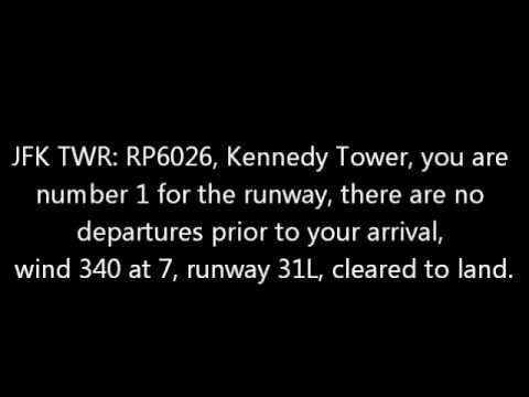 Some Funny Air Traffic Control Conversations