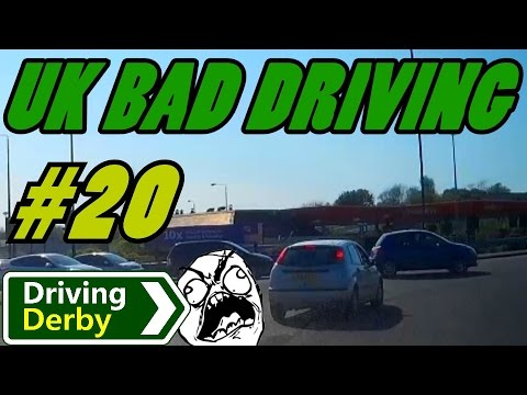 UK Bad Driving (Derby) #20